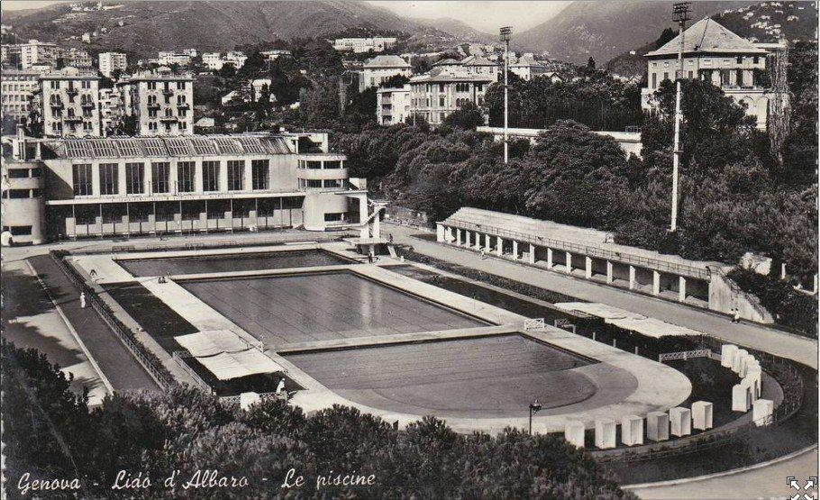Lo stadio piscine di albaro - Prezzi piscine albaro ...
