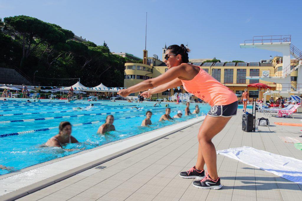 Piscine Di Albaro.Fitness Estate Piscine Di Albaro