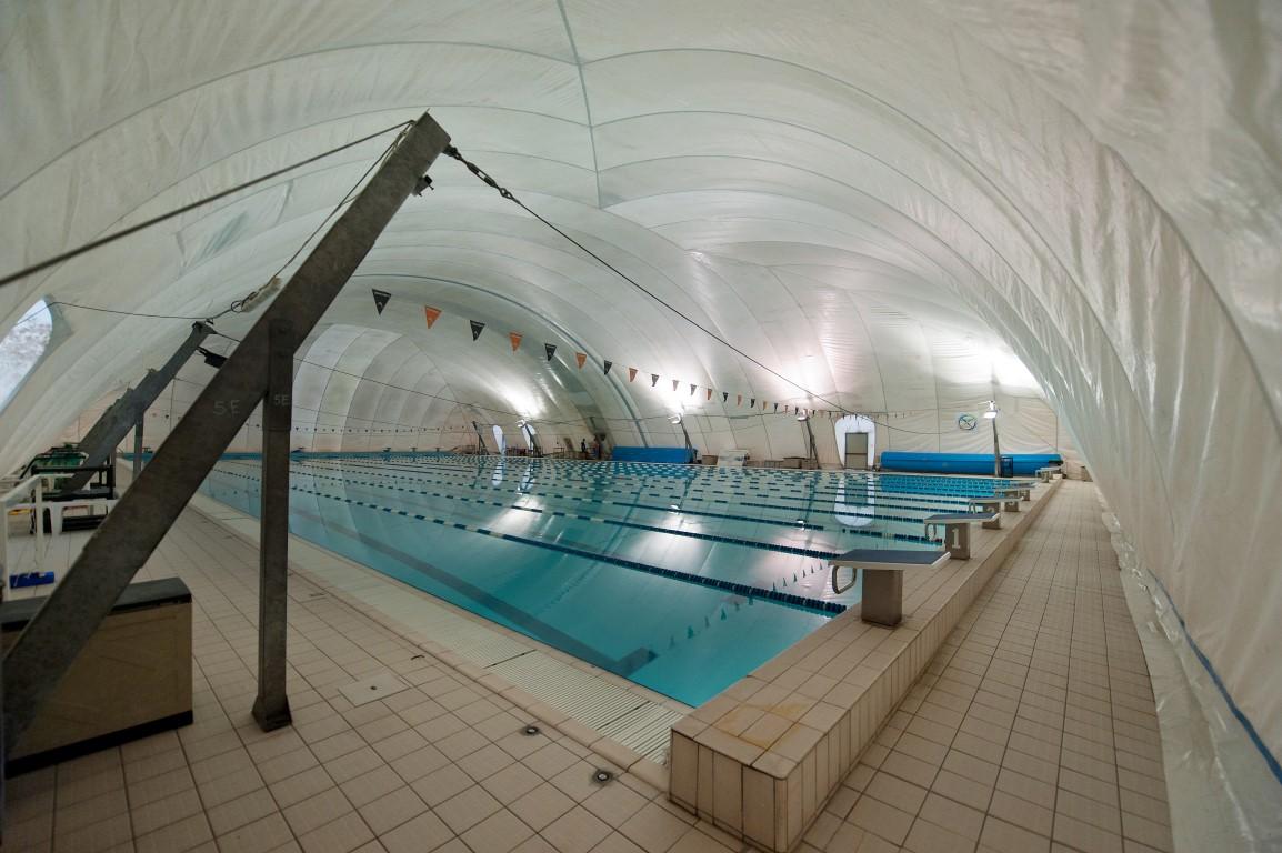 Apertura anticipata vasca olimpica piscine di albaro - Prezzi piscine albaro ...