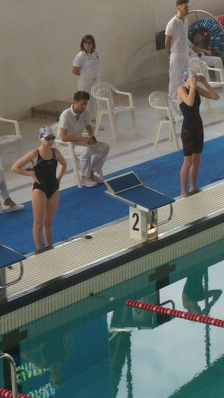 Nuotatori Genovesi, risultati - Piscine di Albaro